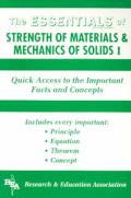 Strength of Materials & Mechanics of Solids I (Essentials)