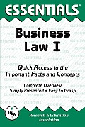 The Essentials of Business Law 1