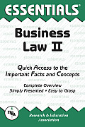 Essentials Of Business Law 2