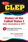 Clep History Of The United States I Earl