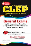 CLEP General Exam Rea The Best Test Prep for the CLEP General Exam