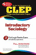 CLEP Introductory Sociology Rea The Best Test Prep for the CLEP Exam