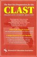 Clast (Rea) - The Best Test Prep for the College Level Academic Skills Test (REA Test Preps)