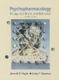 Psychopharmacology. by Jerrold S. Meyer and Linda F. Quenzer