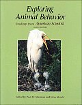 Exploring Animal Behavior: Readings from American Scientist, 4th Edition