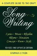 Songwriting A Complete Guide To The Craft