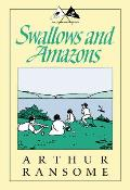 Swallows and Amazons (Godine Storyteller) Cover