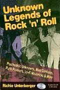 Unknown Legends of Rock 'n' Roll with CD (Audio)