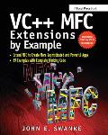 Vc++ MFC Extensions By Example / With CD (99 Edition)