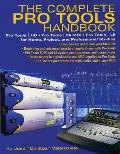 The Complete Pro Tools Handbook