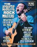 Way They Play The Acoustic Rock Masters With CD