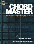 Chord Master: How to Find the Right Guitar Chords with CD (Audio) Cover