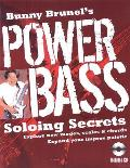 Bunny Brunel's Power Bass: Soloing Secrets [With CD]