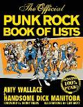 Official Punk Rock Book Of Lists