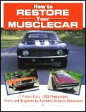 How To Restore Your Musclecar