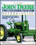 Illustrated John Deere Two Cylinder Trac