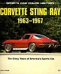 Corvette Stingray 1963 1967 Muscle Car