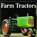 Farm Tractors Enthusiast Color
