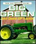 Big Greene John Deere Gp Tractors