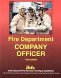 Fire department company officer
