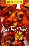 Real fast food :350 recipes ready-to-eat in 30 minutes