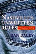 The Nashville Music Machine: The Unwritten Rules of the Country Music Business