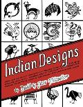 Indian Designs For Use As Quilt Patterns