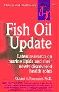 Fish Oils Update