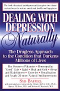 Dealing with Depression Naturally Cover