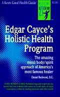 Edgar Cayce's Holistic Health Program Cover