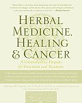 Herbal Medicine, Healing & Cancer Cover