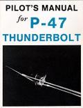Pilots manual for Republic P-47 Thunderbolt