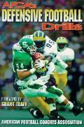 Afca Defensive Football Drills Cover