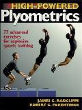 High-powered Plyometrics Cover