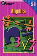 Algebra Homework Booklet