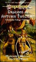 Dragons of Autumn Twilight Cover