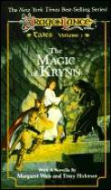 The Magic of Krynn (Dragonlance Saga Novel: Tales) Cover
