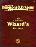 AD&D 2nd Edition Complete Wizards Handbook