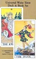 Universal Waite Tarot Deck with Book