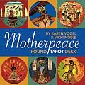 Mini Motherpeace Tarot Card Deck 37