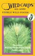 Edible Wild Foods Card Game