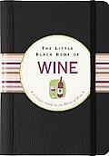 Little Black Book Of Wine