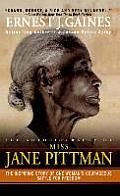 Autobiography of Miss Jane Pittman Cover