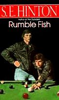 Rumble Fish is actually a book about something