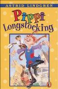 Pippi Longstocking (Seafarer Book) Cover
