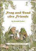 Frog and Toad Are Friends (I Can Read Books) Cover