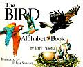 The Bird Alphabet Book (Jerry Pallotta's Alphabet Books) Cover