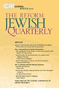 Ccar Journal, the Reform Jewish Quarterly Winter 2012: Judaism and Science