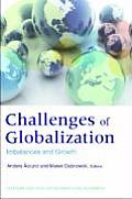 Challenges of Globalization: Imbalances and Growth