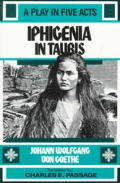 Iphigenia in Tauris : a Play in Five Acts (63 Edition) Cover